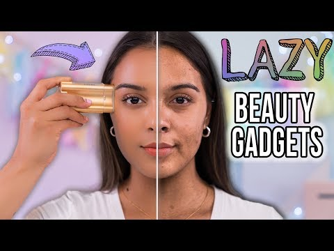Lazy Beauty Gadgets EVERY Person Should Know! Beauty Busters!
