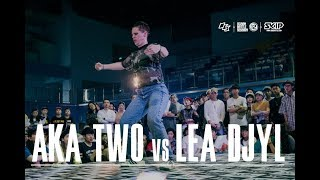 a.k.a Two vs Lea DJYL – OBS vol.12 Day3 Popping Best8