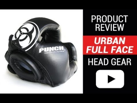 Urban Full Face Headgear - Product Review | Punch Equipment®