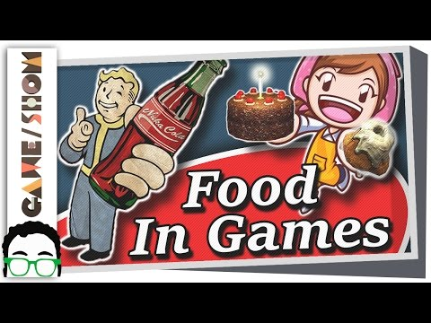 Why Is There So Much Food In Games?? | Game/Show | PBS Digital Studios