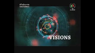 """ Visions "" reçoit  zenan Mohamed Brahim représentant du front Polisario en Slovénie"