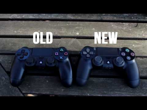 , title : 'OLD PS4 CONTROLLER VS. NEW PS4 CONTROLLER (COMPARISON)'