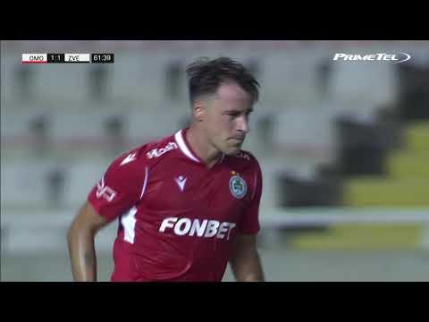 OMONOIA - FK Crvena zvezda 1-1 (4-2) PEN (16/09/20...
