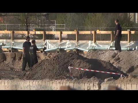 Weltkriegsbombe in Berlin - Tausende mussten Wohnun ...