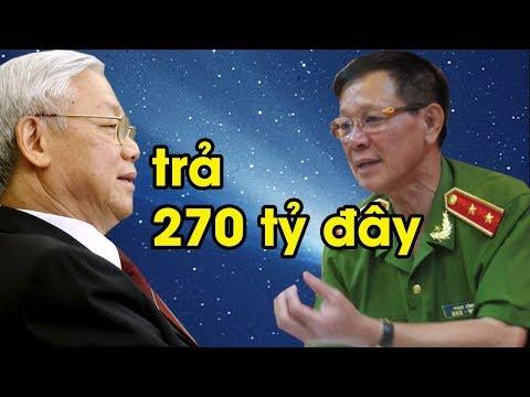 Vợ con Phan Văn Vĩnh sống chết đòi lại Nguyễn Phú Trọng 270 tỷ tiền chạy việc, chạy án