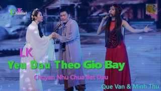 CAP DOI HOAN HAO 14.12.2014 -LK YEU DAU THEO GIO BAY MINH THU&QUE VAN