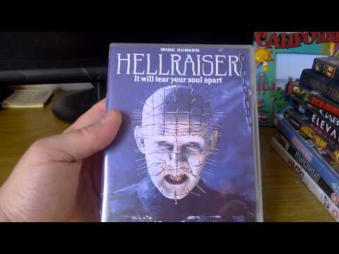 HORROR DVD & BLU RAY UPDATE 58 (12-09-15)