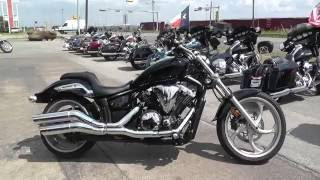 8. 006543 - 2012 Yamaha Stryker XVS13CBBC - Used motorcycles for sale