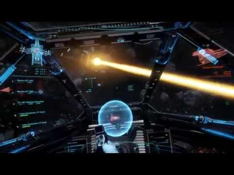 Star Citizen - первая проба самого дорого космического симулятора