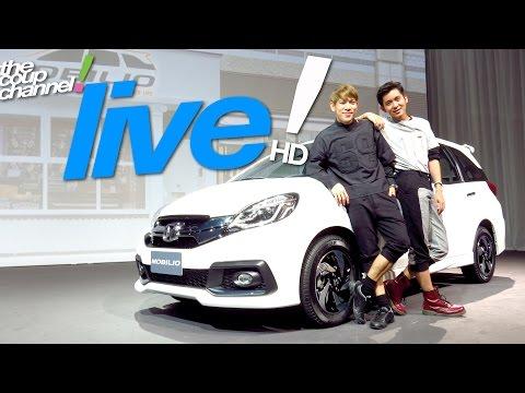 คลิปเปิดตัว/เจาะลึก NEW Honda Mobilio (MUV 7 ที่นั่ง) จากรายการ The Coup Channel