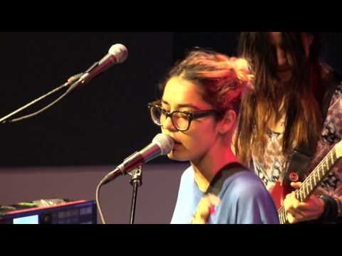 Warpaint - New Song [Live In The Sound Lounge]