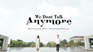 Video We Don't Talk Anymore Choreography :: Ft. Janice Hans Christian MP3, 3GP, MP4, WEBM, AVI, FLV Agustus 2018