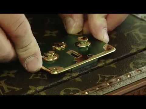 Video: Making of the Louis Vuitton FIFA Worldcup Trophy Case
