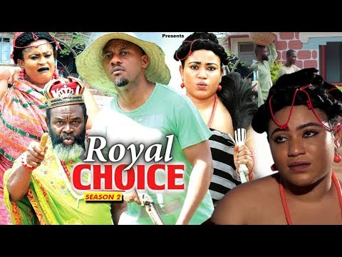 The Royal Choice Season 2 - 2018 Latest Nigerian Nollywood Movie Full HD