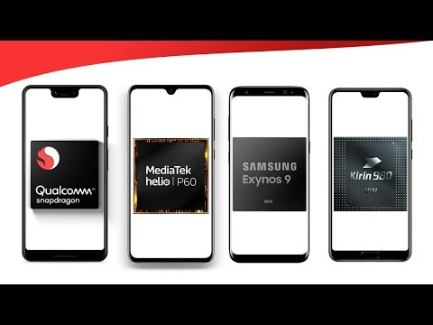 Snapdragon vs MediaTek vs Exynos vs Kirin!