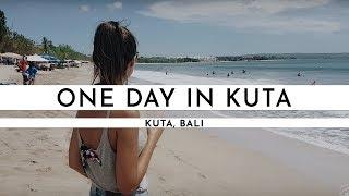 ONE DAY IN KUTA (AND 1000 ANNOYING SALESMEN)   TRAVEL VLOG #6