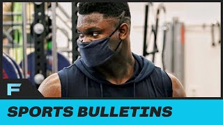 Lonzo Ball Hypes Up Zion Williamson Pre NBA Return Saying He Looks Even Stronger Than He Was Before by Obsev Sports