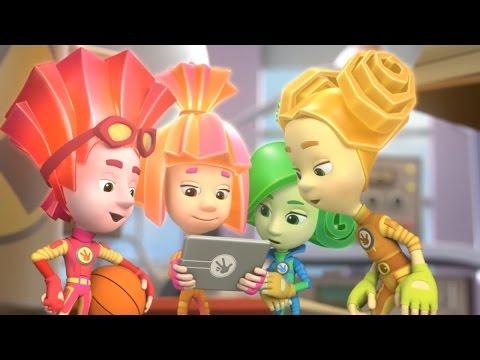 Фиксики - Кино | Познавательные мультики для детей - DomaVideo.Ru