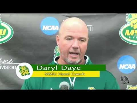 Daryl Daye Press Conference Week 8