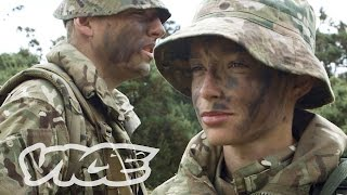 Training UK's Teenage Cadets for Combat: Rule Britannia (Part 2)
