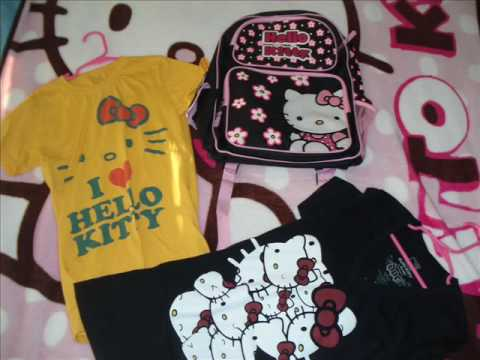 What I Got For Christmas :) [Hello Kitty, Victoria's Secret, Coach ...