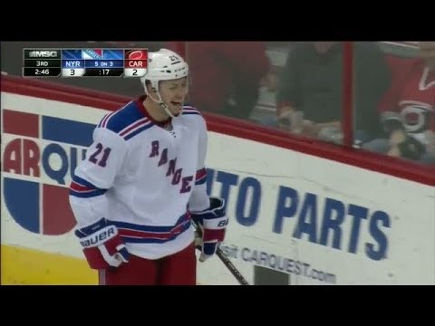 Video: St. Louis sets up Stepan for the game-winner