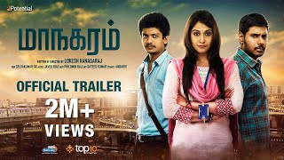 Official Trailer of Maanagaram