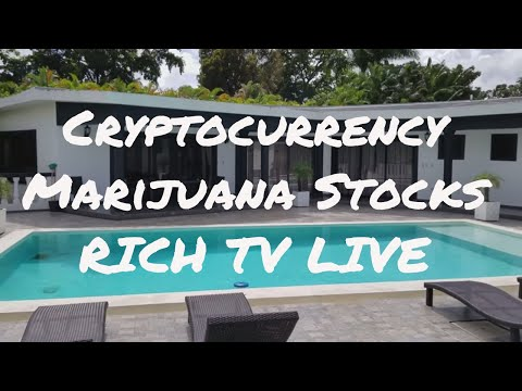Cryptocurrency and Marijuana Stocks Update from the Caribbean