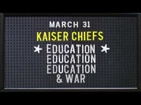 Kaiser Chiefs - Misery Company [MV]