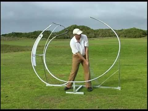 Swing Plane Training | The Grateful Golfer