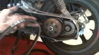 10. 1 minuut v-snaar monteren zonder gereedschap-- 1 minute assembly v-belt without tools