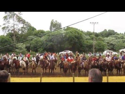 Oração Ave Maria XXXI Rodeio CTG 4 Tentos Erval Grande/RS