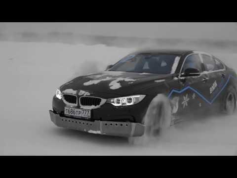 DT Live — дрифт на BMW xDrive VS морозы Сургута