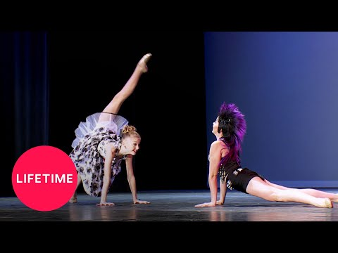 Dance Moms: The Odd Couple (Season 6 Flashback) | Lifetime