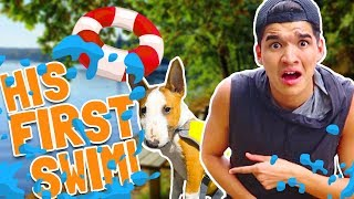 GET YOUR WASSABI MERCH NOW! http://www.AlexWassabi.com He's had a lot of firsts this trip but this one is definitely the HIS ...