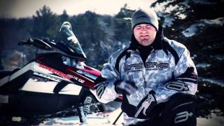 8. 2011 Arctic Cat TZ1 Turbo Test Ride