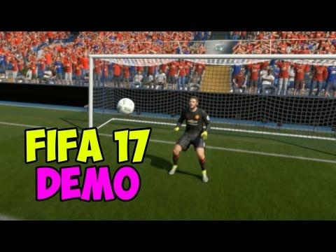 FIFA 17 DEMO | Рецензия