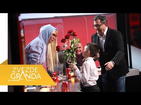 ZVEZDE GRANDA UŽIVO 2021: Cela 58. emisija (13. 03.) - video - zadnja emisija - Dalje su prošli Hamza, Vanja, Milan, Slađa, Aleksandar, Anastasija, Novica, Aleksandar, Elena, Marko
