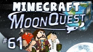 Minecraft - MoonQuest 61 - Get in the back of the Van