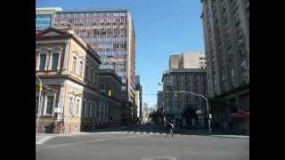 Ruas de Porto Alegre