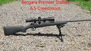 Trying out Bergara's new Premier Stalker in 6.5 Creedmoor thanks to Luke and Brian at General Coin and Gun Exchange! Check them out @ the website below! As a...
