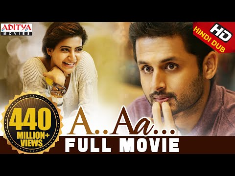 Download A Aa New Hindi Dubbed Full Movie | Nithiin, Samantha | Trivikram HD Mp4 3GP Video and MP3