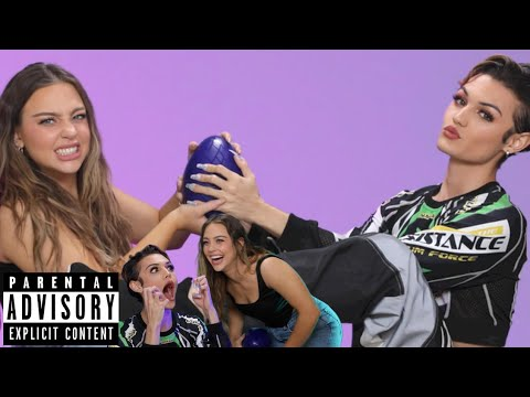 Song Association Game with Indigo & Kailin from Instant Influencer #FUNNYAF