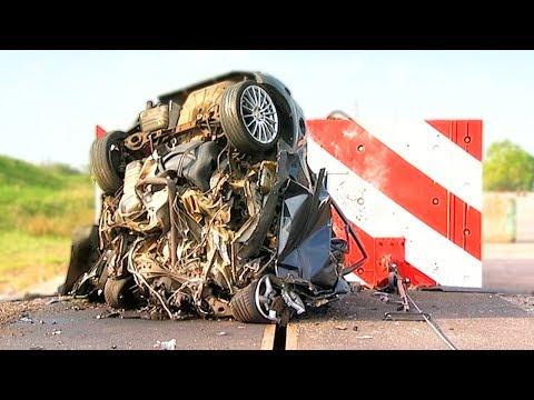 120mph Mega Crash! - Fifth Gear