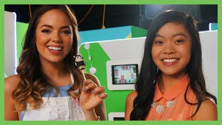 How to Make Android Cake Pops w/ BeyondBeautyStar & KawaiiSweetWorld - What's Appening Ep 5