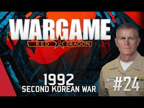 Wargame: Red Dragon Campaign - Second Korean War (1992) #24