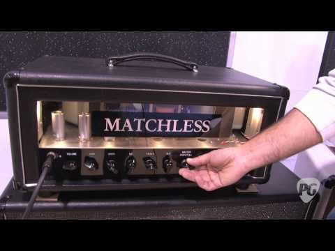 Matchless Amps Excalibur 35 & Excaliber 30 Demos