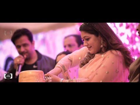Arjun Sarja and Dhruva Sarja Welcoming Junior Chiru   Meghana Raj   Celebration Video