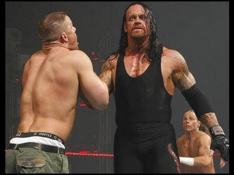 THE Undertaker Returns On SmackDown Live To Attack John Cena !