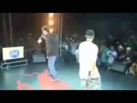 Mc Klopedia (Vendetta) vs Biancucci completo.